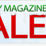 DiscountMags Holiday Magazine Sale:  Prices start at $3.99 for a one year subscription!