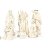 Mikasa 8-piece Nativity Set only $21 (regularly $90)