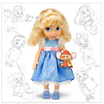 Disney Princess Animator's Collection Dolls as low as $10 each ($24.50 value)