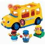 Fisher Price Little People Lil' Movers Bus for $13.99 (regularly $21.99)