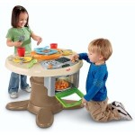 Fisher Price Servin' Surprises Kitchen & Table for $39.97 shipped! (50% off)