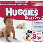 Huggies Snug & Dry Diapers as low as $.12 per diaper shipped!