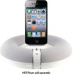 iLive Speaker Dock for iPhone or iPod only $19.99 shipped!