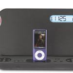 iHome Portable Alarm Clock for iPod or iPhone for $49.99 shipped!