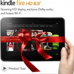 Amazon Kindle Fire HD Sale:  Save $50 today only!