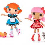 Lalaloopsy Doll Value Bundle:  2 dolls for $40!