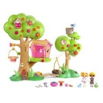 Lalaloopsy Treehouse Play set with Spot for $24.97!