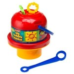 Little Kids No Spill Big Bubble Bucket for $5.99!