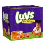 Luvs Diapers as low as $.10 each SHIPPED!