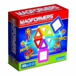 Magformers Magnetic Building Construction Set for $35.28 shipped (40% off)