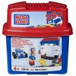 Mega Bloks MicroBloks 250 count tub for $6.99 (46% off)