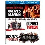 Ocean's Eleven Trilogy on Blu Ray for $9.99! (60% off)