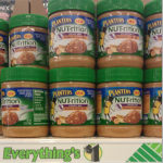 Planter's NUT-rition Peanut Butter FREE after coupon at Dollar Tree!