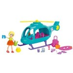 Polly Pocket Vacation Helicopter Playset for $5.49 (regularly $15.99)