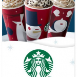 Woman Freebies:  Win 50 *FREE* Starbucks Drinks Giveaway!