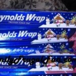 Reynold's Wrap just $.75 each after coupon at Target!