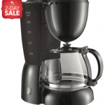 10 Cup Drip Coffee Maker for $8.99 shipped!