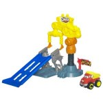Tonka Chuck & Friends Motorized Crazy Crane Stunt for $9.98!
