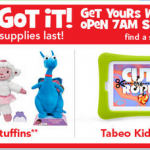 Toys 'R Us Great Big Christmas Sale: Doc McStuffins in Stock and MORE!