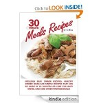 30 Minute Meal Recipes FREE for Kindle!