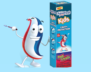 Aquafresh-Kids-toothpaste