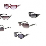 6 pairs of women's Nine West or Jones NY sunglasses for $27.99!