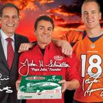 Win a FREE Papa John's Pizza!