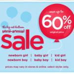 Gymboree's Red Balloon Sale plus FREE Bodysuit offer!
