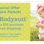 Gymboree's Red Balloon Sale plus FREE Bodysuit offer!