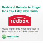 Free Redbox Codes:  2 new ways to get free Redbox codes!