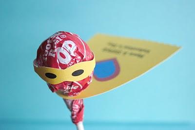 Superhero Valentine 7
