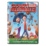 Children's DVDs $5 or less: Cloudy with a Chance of Meatballs, Surf's Up and more!