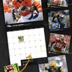 Custom NFL Calendar for $12 shipped!
