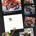 Custom NFL Calendar for $12 shipped!