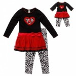Dollie & Me Outfit Sets starting at $9.50 shipped!