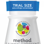 FREE Method Laundry Detergent 8 load sample!