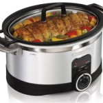 Win a Hamilton Beach 6-quart Programmable Slow Cooker! (ends 1/5)