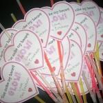 You Make My Heart GLOW Valentine's Ideas!
