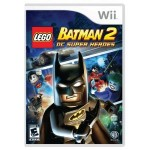 Lego Batman 2 Super Hero Wii Game for $10.99 (regularly $19.99)