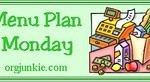 Menu Planning Monday:  My menu plan for the week of 2/12