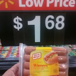 Oscar Mayer Hot Dogs just $1.13 after coupon at Walmart!