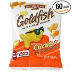 Pepperidge Farm single serve Goldfish Crackers $.26 per bag!