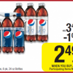 Pepsi 6-pack bottles just $1.99 at Kroger!