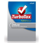 Turbo Tax Deluxe Federal + E-file only $29.99 shipped!