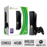XBox 360 4 GB Console plus wireless controller for $169.99 shipped!