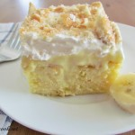 Tasty Treat Tuesday: Banana Pudding Poke Cake!