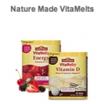 FREE Nature Made VitaMelts Vitamins!