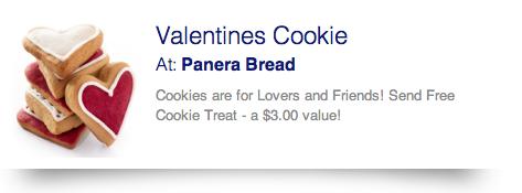 free-valentines-cookie-panera