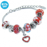 Charmed Feelings Bracelets Sale:  prices start at $9.99!