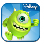 Monsters Inc. Run app FREE for iPad and iPhone!